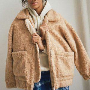 I.AM.GIA UO Exclusive Pixie Teddy Coat